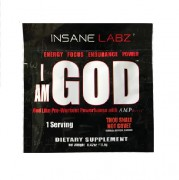 Порционные Insane Labz I AM GOD    (11,9g.)