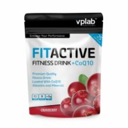 Изотоники VP Laboratory Fit Active + CoQ10  (500 г)