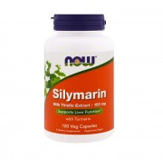 Силимарин NOW Silymarin 150mg   (120 vcaps)