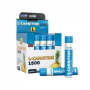 Л-карнитин в ампулах VP Laboratory L-Carnitine 1500 мг  (25 мл)