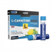 Л-карнитин в ампулах VP Laboratory L-Carnitine 3000  (25 мл)