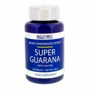 Гуарана Scitec Super Guarana  (100 таб)