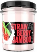 Низкокалорийные джемы и крема Mr.Djemius ZERO Сливочный крем Strawberry Jamboo   (290g.)