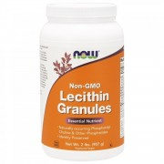 Лецитин NOW Lecithin Granules  (907 г)
